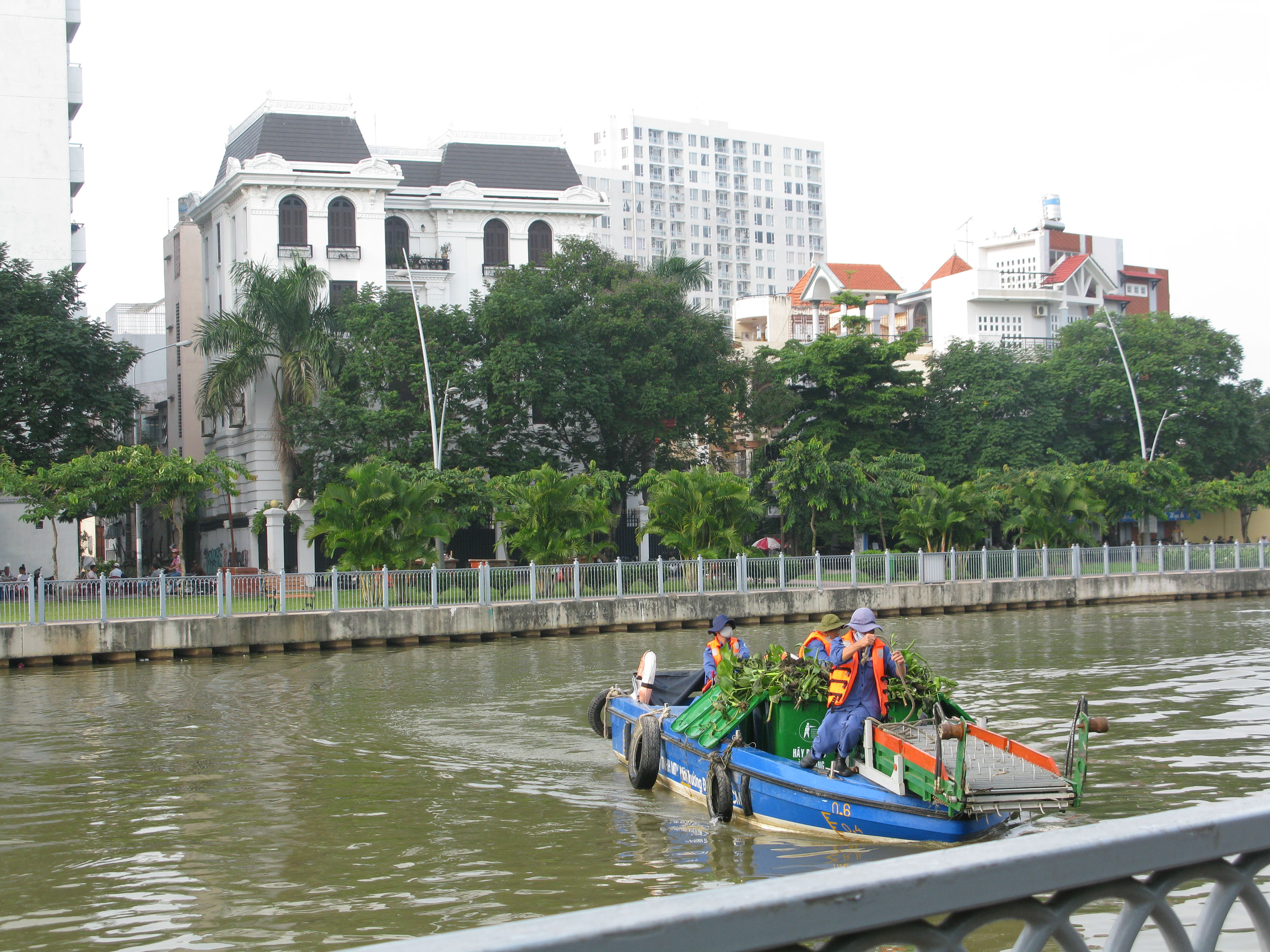 The resurrection of Nhieu Loc-Thi Nghe: How HCMC brought the blackwater canal back from the dead