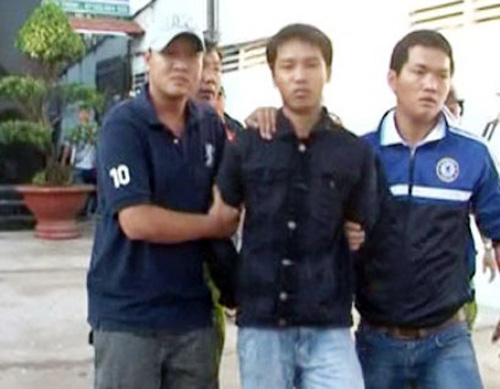Jilted former Vietnamese cop faces numerous charges for AK-47 standoff