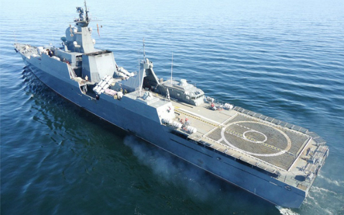 Russia to deliver 2 more warships to Vietnam by 2016