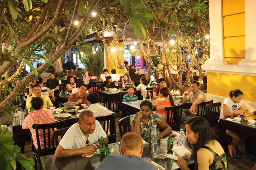 French Restaurants Ho Chi Minh City District