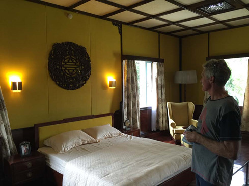 Reunification Palace opens 2 more rooms to visitors to Ho Chi Minh City