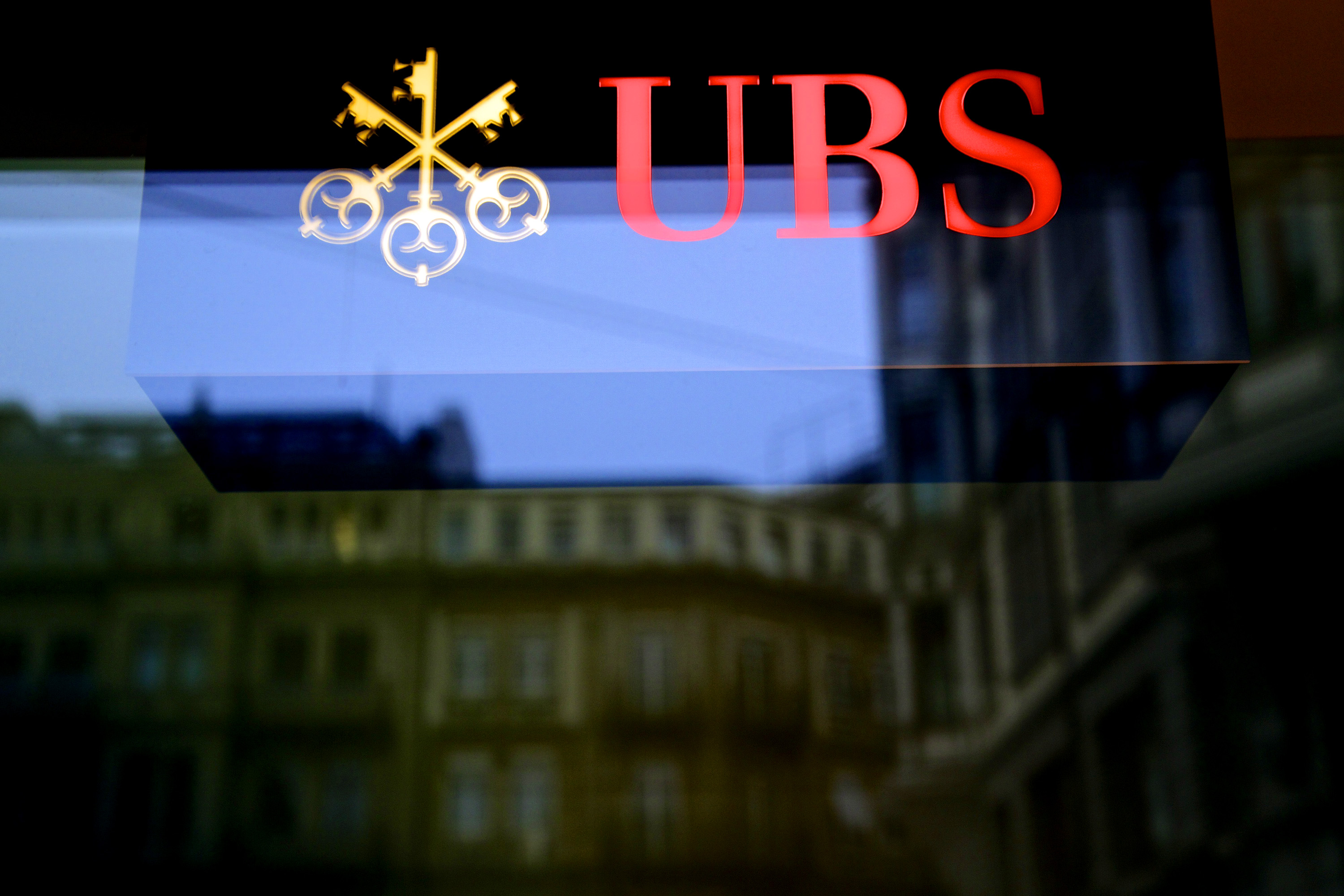 UBS said to suspend FX traders in New York, Zurich and Singapore