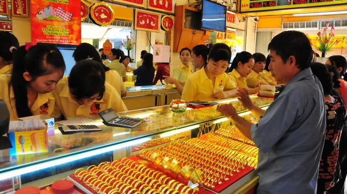 Gold demand in Vietnam seen plunging as inflation slows