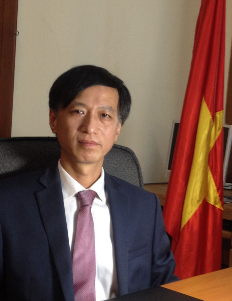 Vietnamese ambassador to Thailand opposes Chinese colleague's view