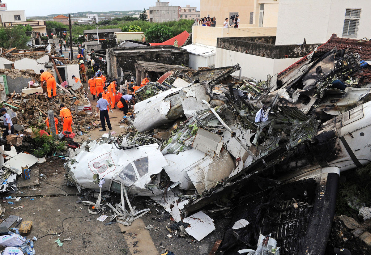 Air crashes set year on course to be deadliest since 2005