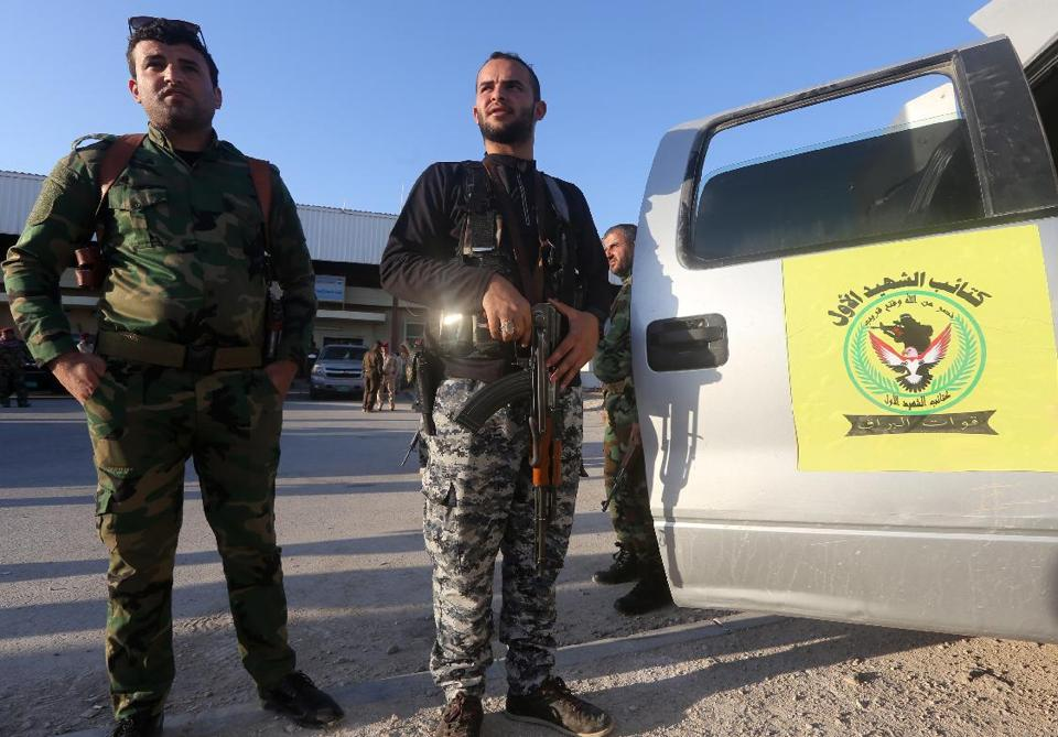 US troops in Iraq's Anbar as anti-IS campaign expands