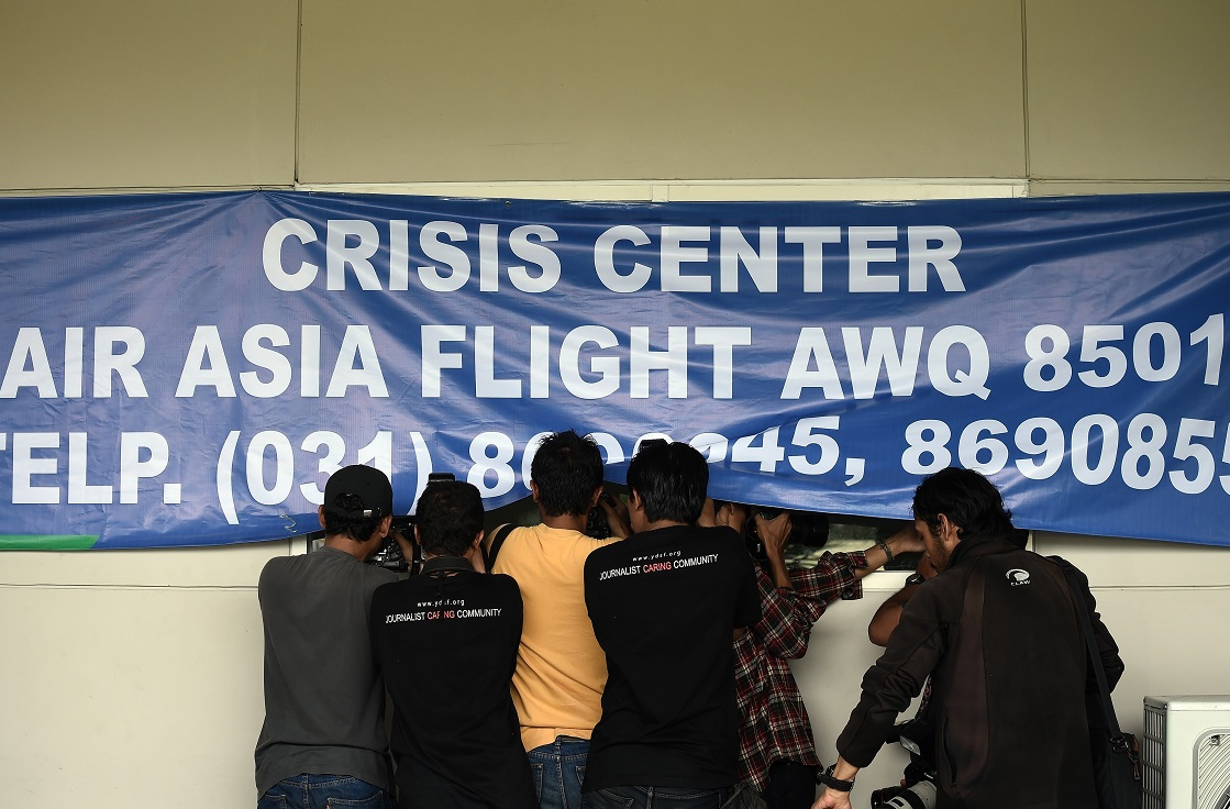 AirAsia plane search widens, no emergency signal detected