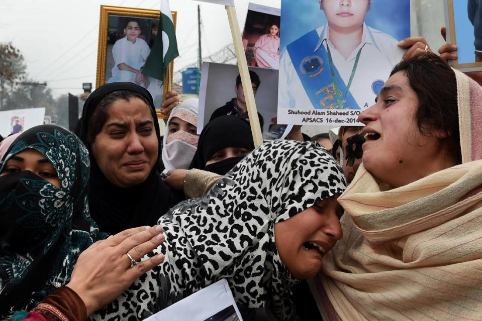 Pakistan terror wave sparks rare criticism of Saudi Arabia