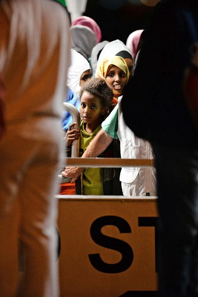 Backlash grows as Italy migrant arrivals top 50,000