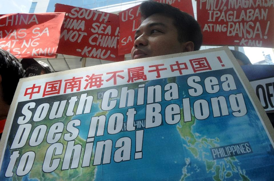 China's island-building faces scrutiny at Asia security talks
