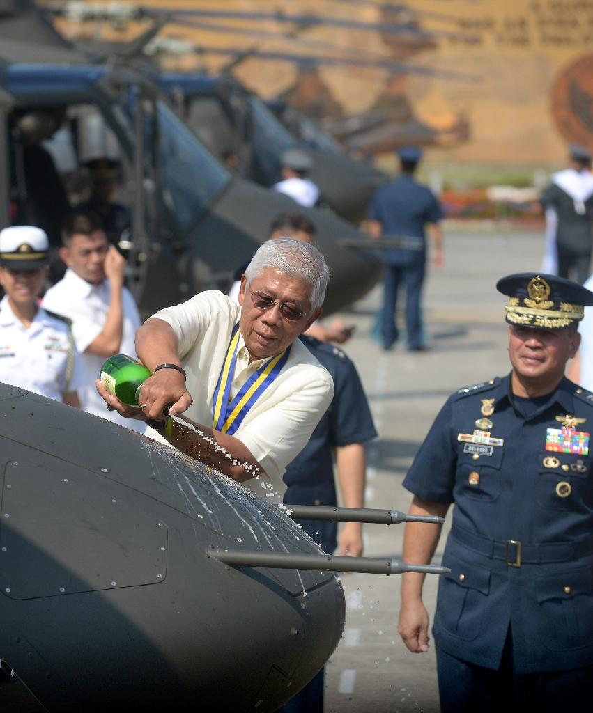 Philippines can't afford full military modernisation: officials