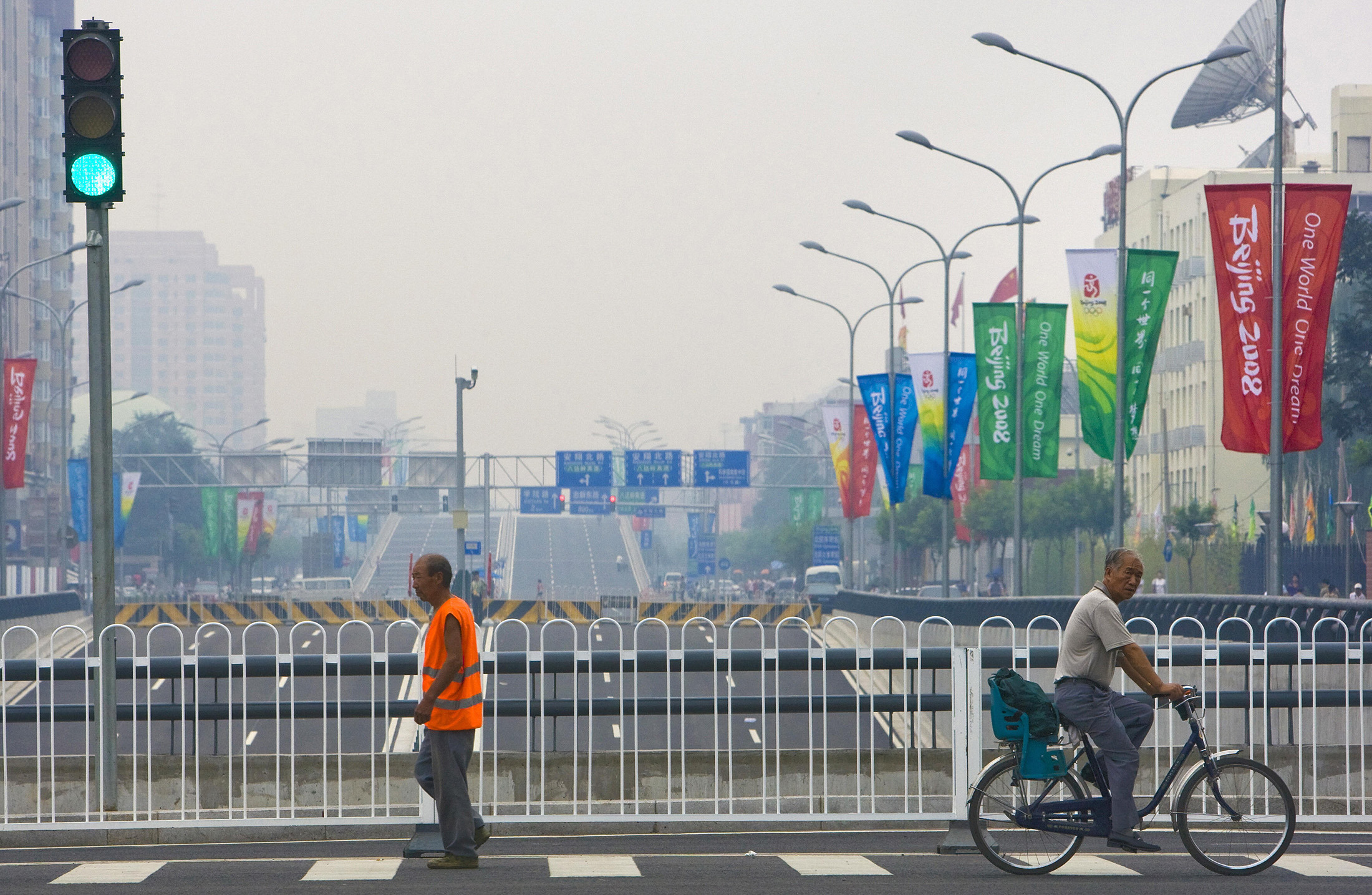Less TV, no smog and other edicts for China's military parade