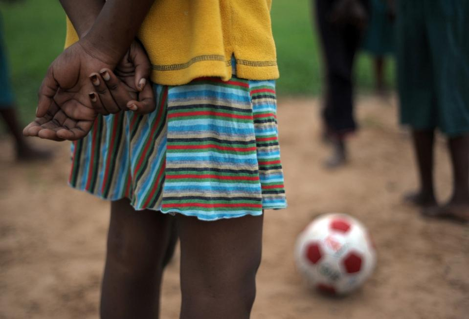 'Child brides' suffer, but African Union seeks to end custom