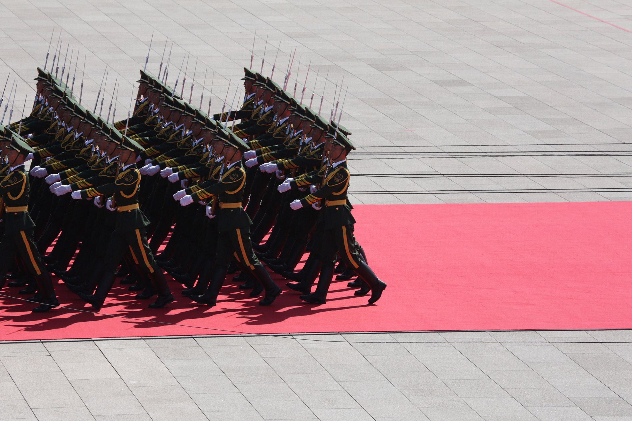 China unveils biggest army overhaul in decades to project power