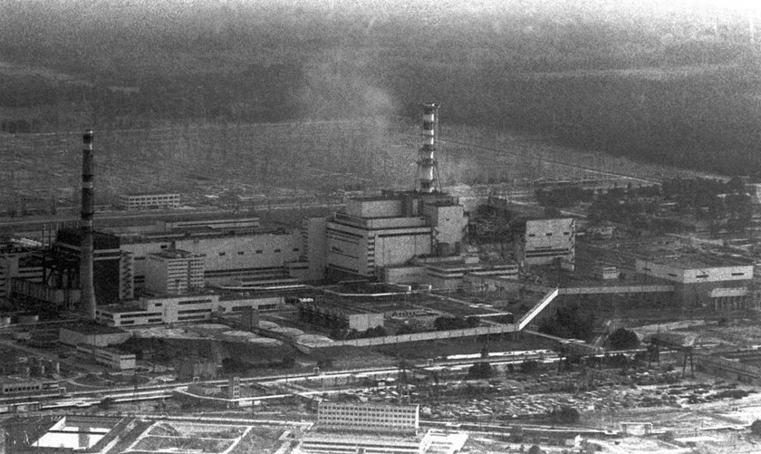 The Chernobyl disaster | World | Thanh Nien Daily