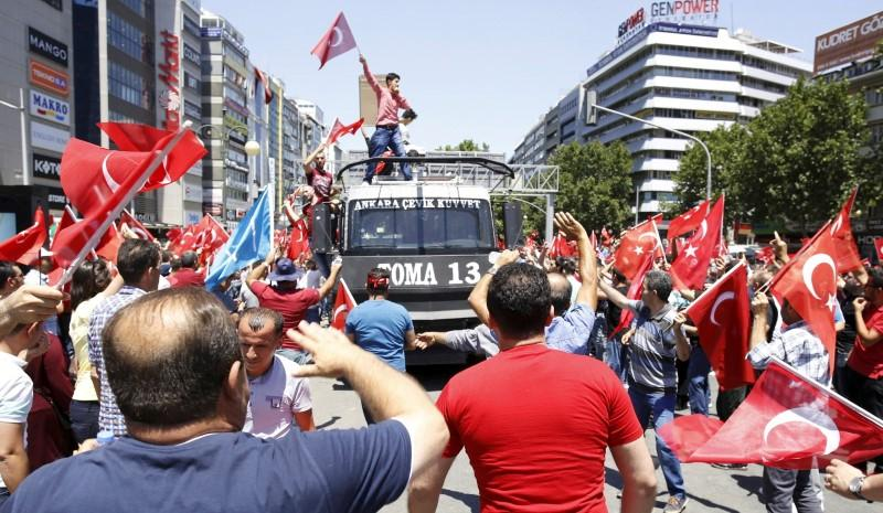 Turkey's bungled putsch: a strangely 20th century coup
