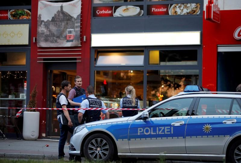 Syrian refugee in Germany arrested after killing woman in machete attack