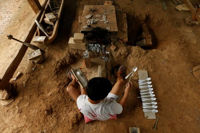 Decades after Vietnam War, Laos grapples with unexploded bombs