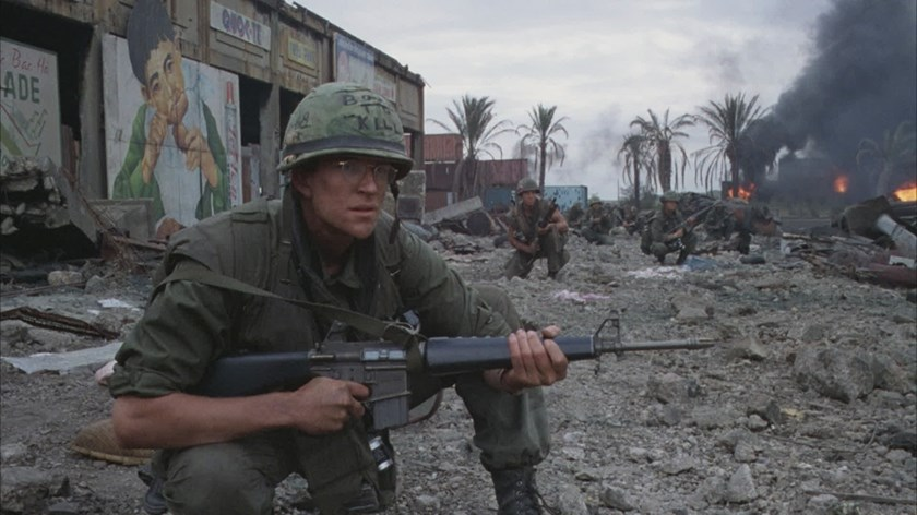 a comparison of the films braveheart and full metal jacket After that film won the oscar for best picture of 1986, however, it kicked open the floodgates, and suddenly movie theaters everywhere were inundated with vietnam war films like hamburger hill, casualties of war, and full metal jacket, and all paled in comparison with platoon.