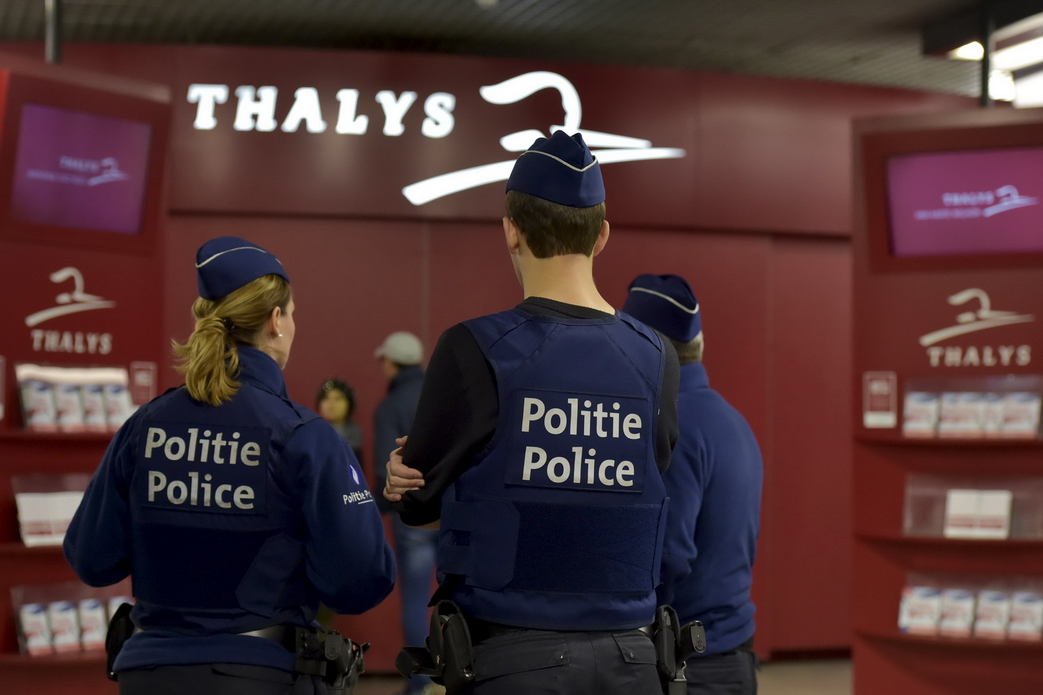 Belgian connection: three held in Brussels over Paris attacks