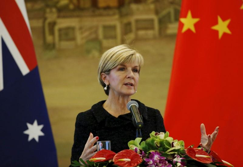 Australia says China 'challenged' South China Sea missile report