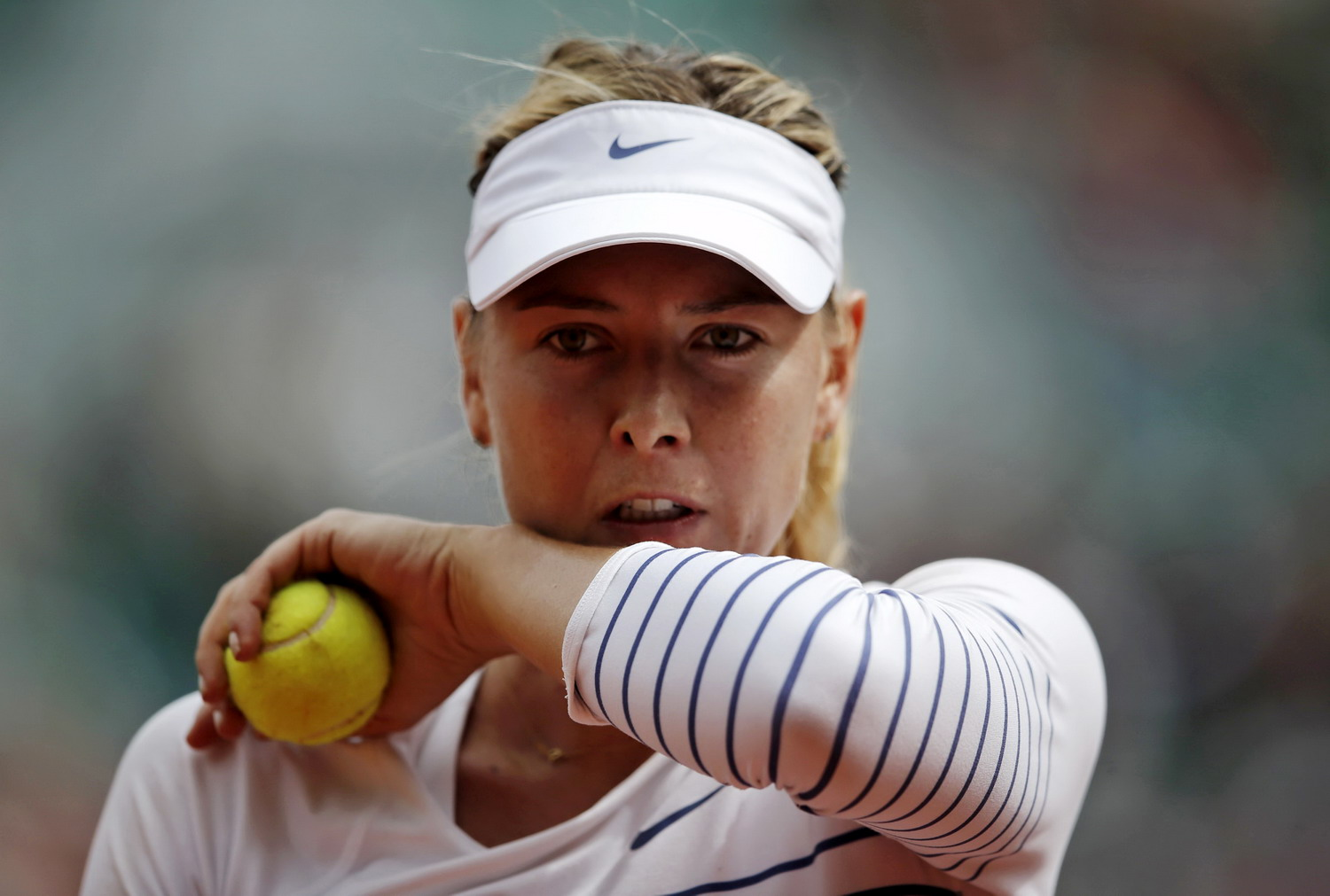 Sharapova fails drug test, Nike suspends ties