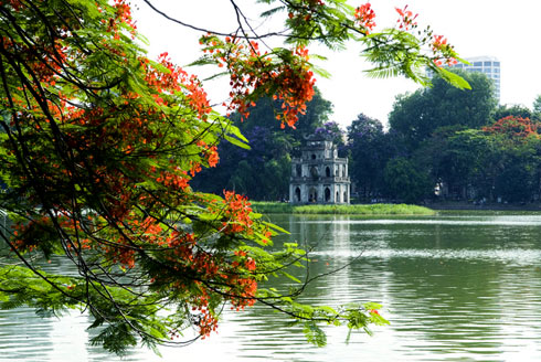 Hanoi among world's top destinations: TripAdvisor