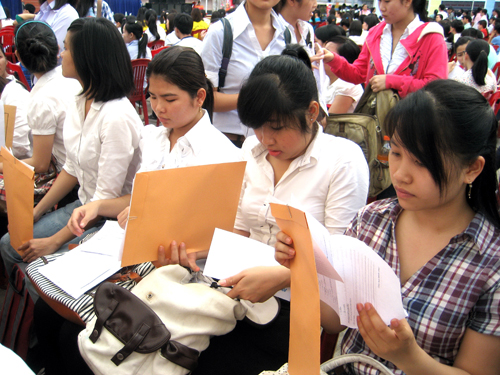 Vietnam needs to invest in interns, on-the job training
