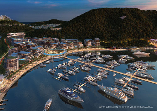 S'pore firm inks deal to build marina resort in central Vietnam
