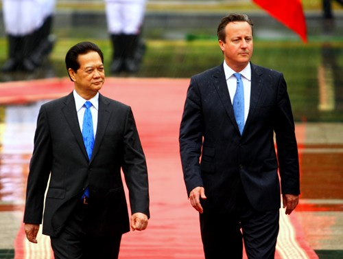 Vietnam, Britain say China's reclamation threatens peace, stability