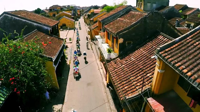 hoi an byoz - Watch the new TV commercial for Vietnam's tourism that airs in the UK