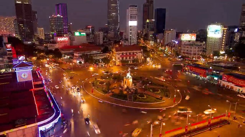 tphcm qzst - Watch the new TV commercial for Vietnam's tourism that airs in the UK