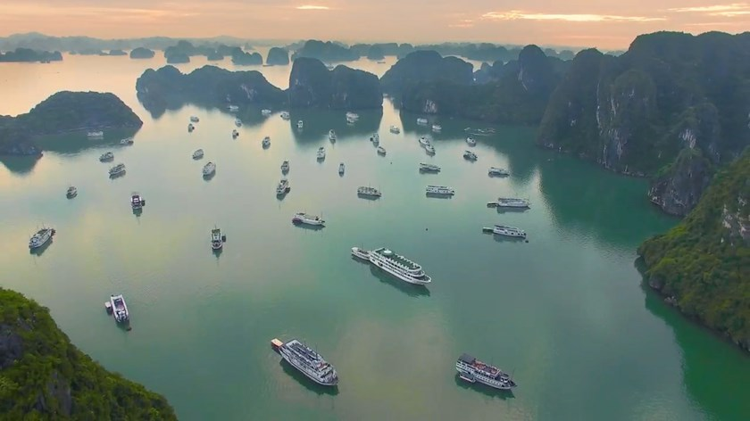vinh ha long sadu - Watch the new TV commercial for Vietnam's tourism that airs in the UK