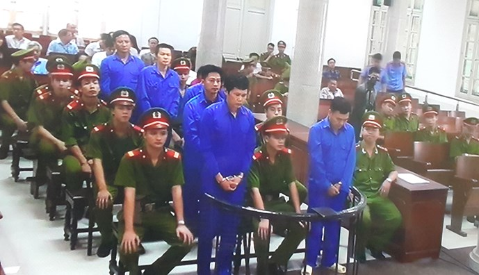 6 Vietnamese railway officials receive jail terms in bribery scandal