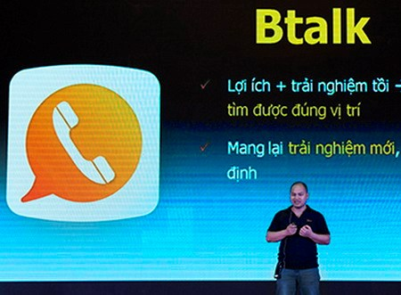 Vietnam free call app seeks to take down Viber | Education/Youth