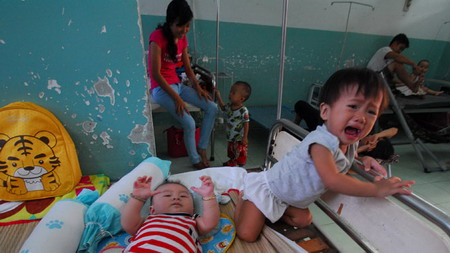 HFMD rises to prime concern in Ho Chi Minh City