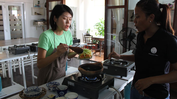 Ho Chi Minh City welcomes students of Vietnamese cuisine