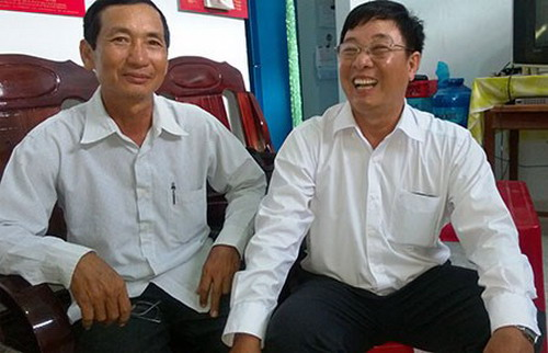 Vietnamese cops apologize for wrongful arrest 24 years back