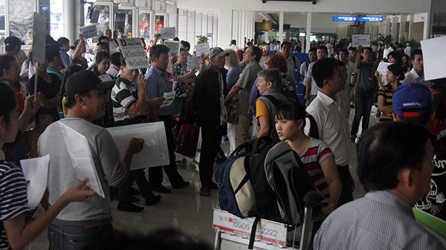 CAAV suspends two for air traffic control blackout at Tan Son Nhat