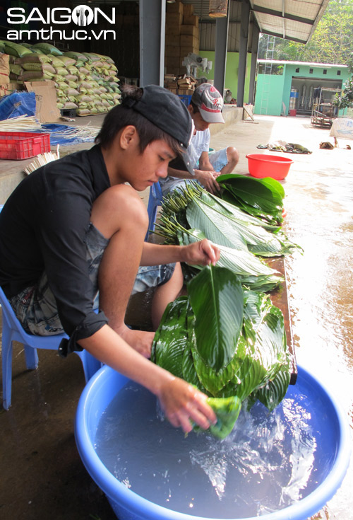 Modernize a tradition: How Vietnamese rice cakes are mass-produced for Tet