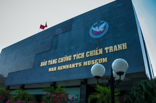 Inside Vietnam's war museum, some truths are still hard to face Opening hours